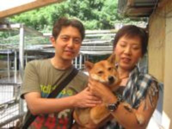 2012年7月30日  群馬県 プリンセス☆『プリリン』1歳半