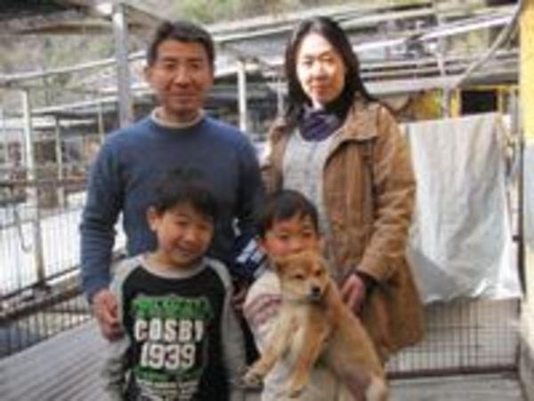 2012年4月7日 大阪府 「力」とかいて『りき』3か月半☆