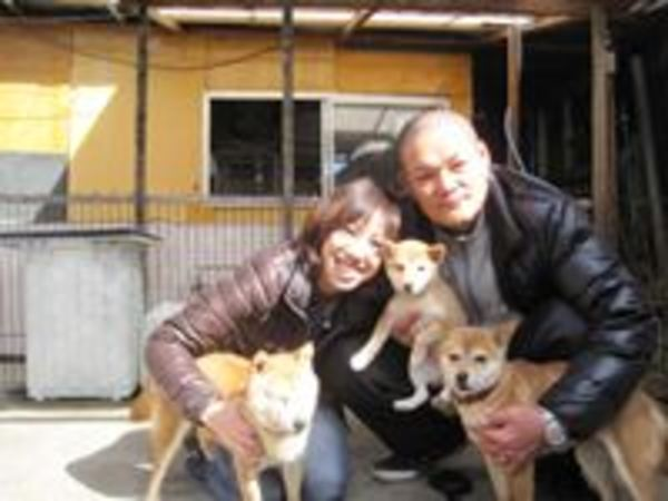 2012年4月1日 大阪府 さくら3ヶげヽ(*^・゚)ノ~ちゅ♪