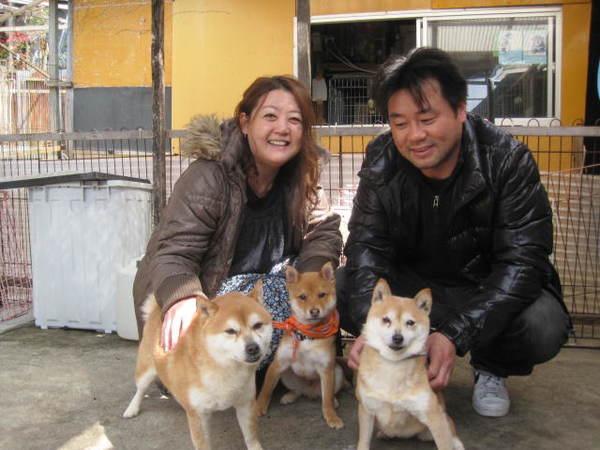 2012年3月25日 奈良県 ポン助 5か月